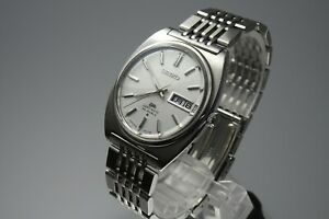 Vintage-1969-JAPAN-SEIKO-LORD-MATIC-WEEKDATER-5606-7050-23Jewels-Automatic