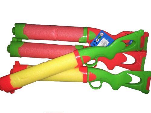 4  Poolkanone 65cm Wasserspritze Wasserpistole Poolpistole Spritzpistole Spritze