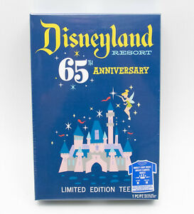 Funko-Disneyland-Resort-65th-Anniversary-Limited-Edition-T-Shirt-Size-Medium