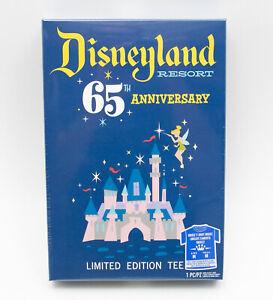 Funko Disneyland Resort 65th Anniversary Limited Edition T Shirt Size Medium