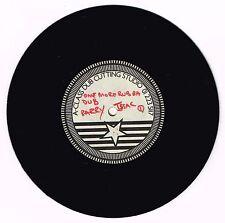 """7"""" dubplate : BARRY ISSAC-one more rub a dub    (hear)  reggae  dancehall"""