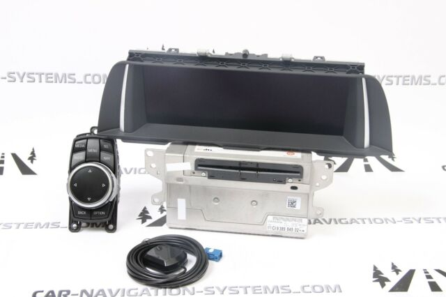 BMW 5 F10 F11 F18 NBT retrofit Navigation System with iDrive Touch  controller