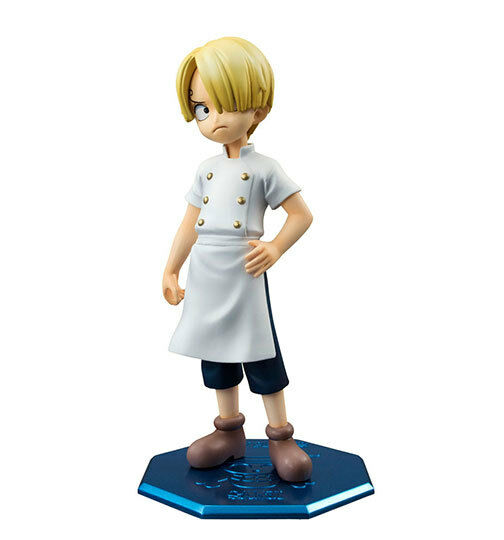 ONE PIECE P.O.P. Mild - Sanji CB-R1 - Figure Patriot Of Pirates Megahouse