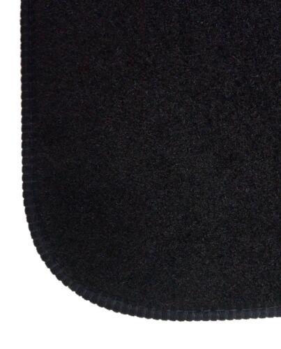 Ford Transit Custom Fully Tailored Black Carpet Van Floor Mat 2016-2018