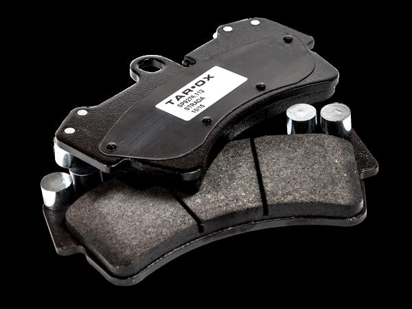 Tarox Strada Front Brake Pads for Subaru Legacy Mk2 2.5 4WD (1994 > 99)