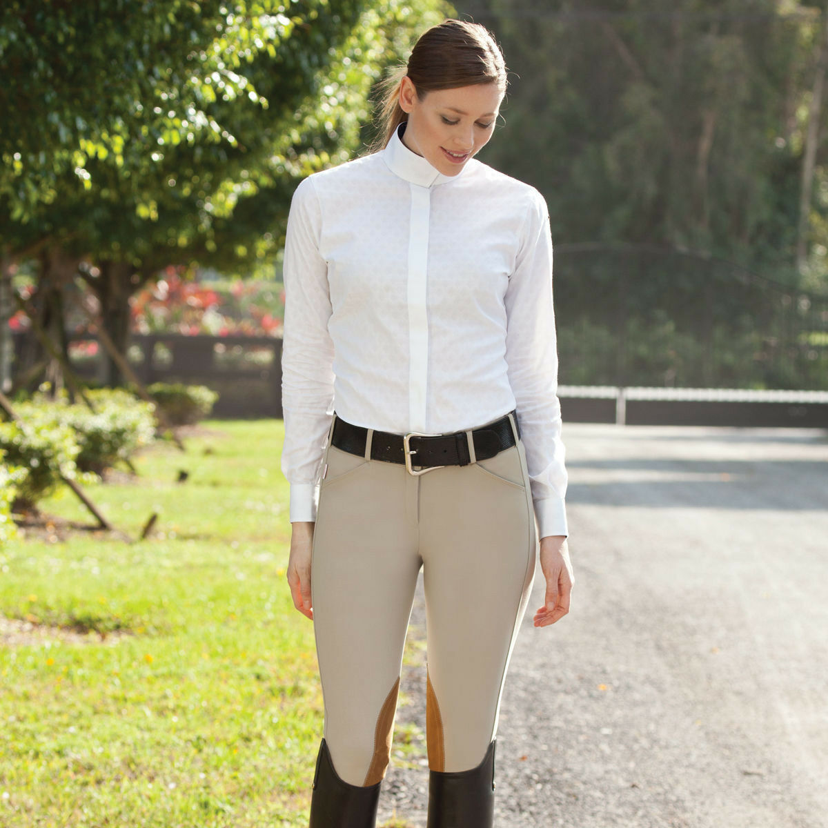 New Tailored Sportsman Trophy Hunter Breeches- 1967- LR FZ - Tan- Various Sizes