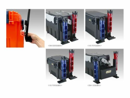Meiho Rod Stand BM Option Parts Clear Red x Black BM-250 Light