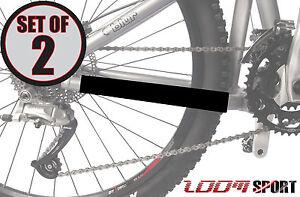 Zoom-Sport-Self-Adhesive-Bike-Chain-Stay-Protector-Set-of-2-Satin-Black