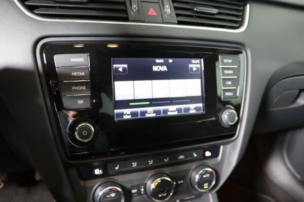 Skoda Octavia 2,0 TDi 150 Style Combi billede 9