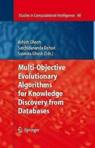Multi-Objective-Evolutionary-Algorithms-for-Knowledge-Discovery-from-Databases