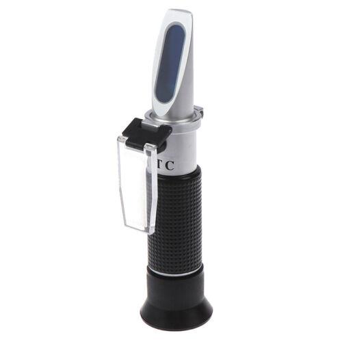 63//5000 Bier Wein Brix Refraktometer ATC SG 1.000-1.130 und Brix 0 Fw