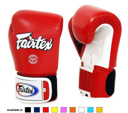 Fairtex Muay Thai-Style Sparring Glove BGV1