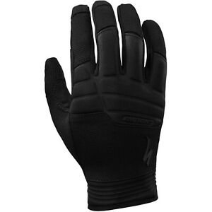 Black//Blue Medium Planet Bike Aries Fingerless Cycling Glove