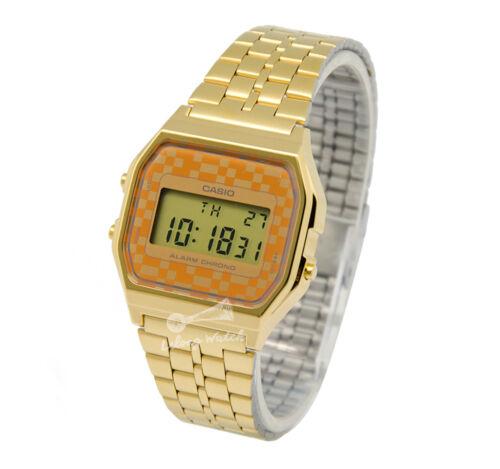 1 of 1 - -Casio A159WGEA-9A Digital Watch Brand New & 100% Authentic