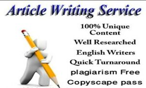Details about Articles, Copy-writing Services, SEO, Professional Editing  services