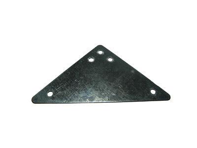 Heimwerker Genossenschaft Dreieckig Dehnbar Reparatur Reparatur Platte Bzp 75mm 7.6cm Packung Zu 8 Sonstige