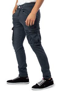 Pantaloni-Uomo-BERNA-cargo-194011-38