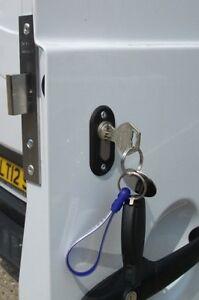 Thatcham Approved Van Security Dead Amp Slam Locks Supplied