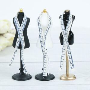 1-12-Dollhouse-mini-mannequin-ruler-set-simulation-dress-form-model-toyWGB-Mw