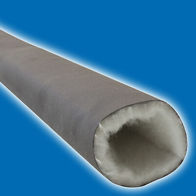 1m Isolierung 28mm für Abgasrohr von Eberspächer Standheizung Wärmschutzschlauch