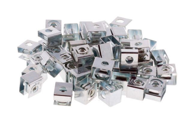 Rack Mount Cage Nuts Qty 100 Lifetime Warranty 10-32