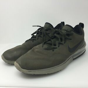 Nike Air Max Fury Green Running Gym Shoes Style AA5739-300 Men's Size US 14