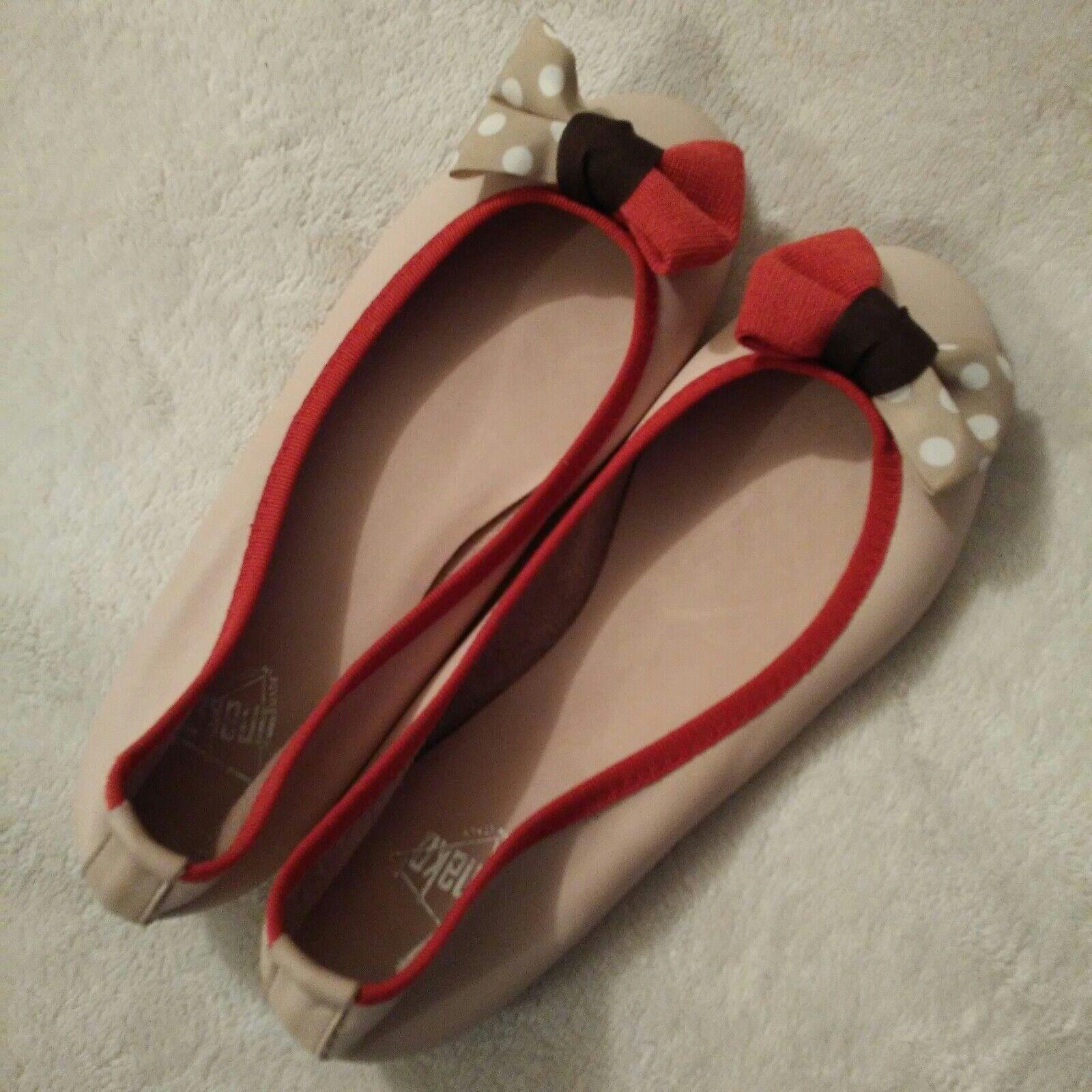 Onako Italy Italy Onako ballet bow flat sz 38 774cd4