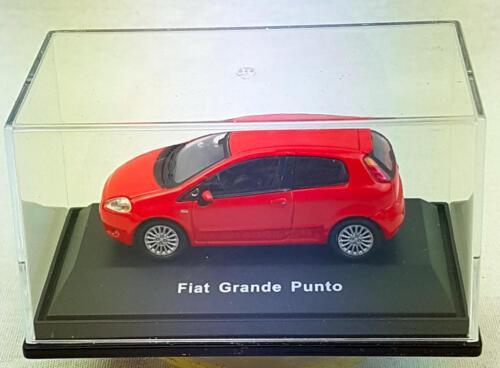FIAT GRANDE PUNTO ROSSO 403310027-Schuco JUNIOR 1:72