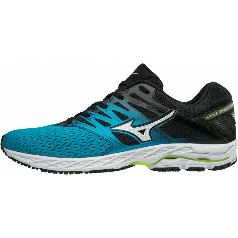 Mens Mizuno Wave Shadow 2 Mens Running shoes - bluee 1