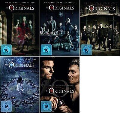 The Originals Staffel 1