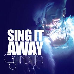 2021 Eurovision - Finland 2016. Sing It Away - Sandhja.  ( Promo CD Single.)