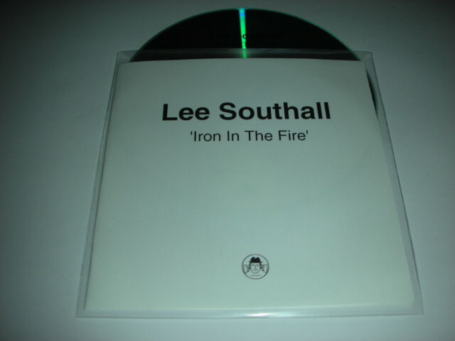 Lee Southall - Iron in the Fire - 11 Track