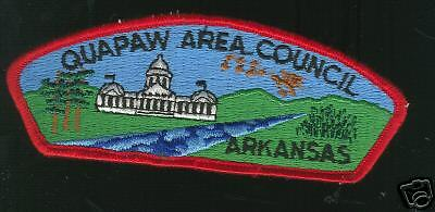 MINT CSP Quapaw Area Council SA-16 FOS
