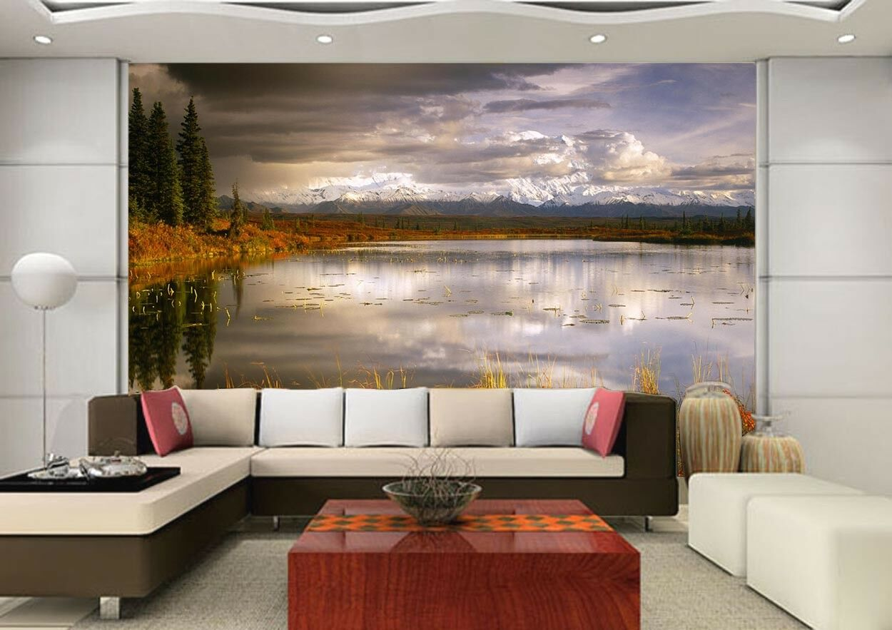 3D Nature Landscape 40 Wall Paper Wall Print Decal Wall Deco Indoor Mural Summer