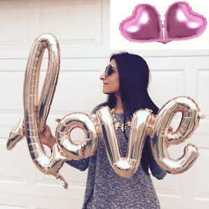 Champagne-Love-Letters-Foil-Balloon-Birthday-Wedding-Party-Anniversary-Decor
