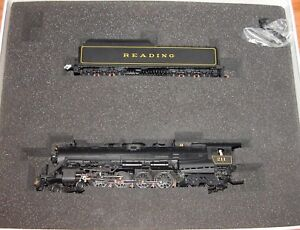 PRECISION-CRAFT-MODELS-586-STEAM-ENGINE-T1-4-8-4-READING-211-DCC-WITH-SOUND