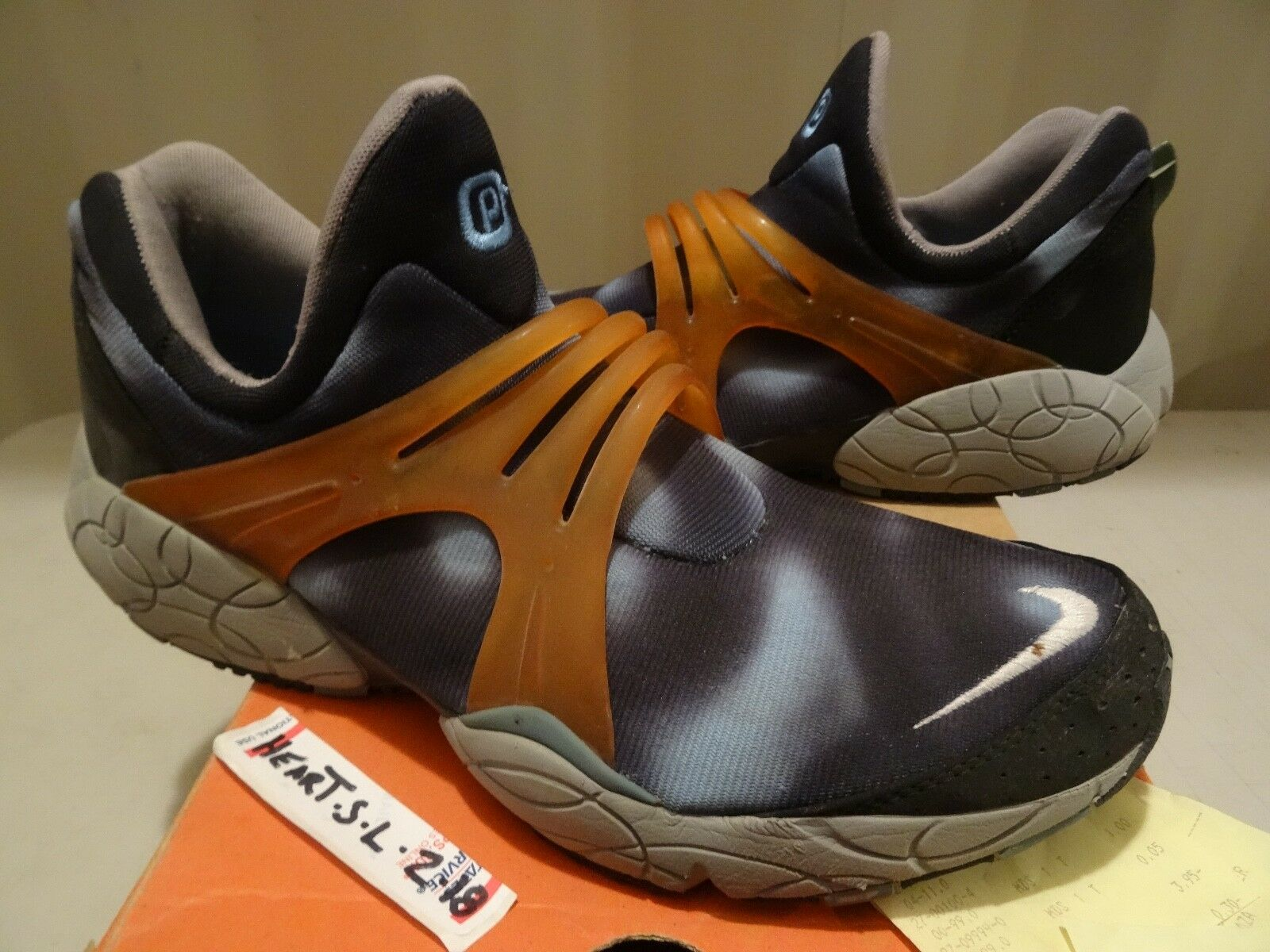 RARE Nike Air Max Presto Cage MULTI COLOR BLACK 830237-402 SIZE 11 -SB 90 1 i 95
