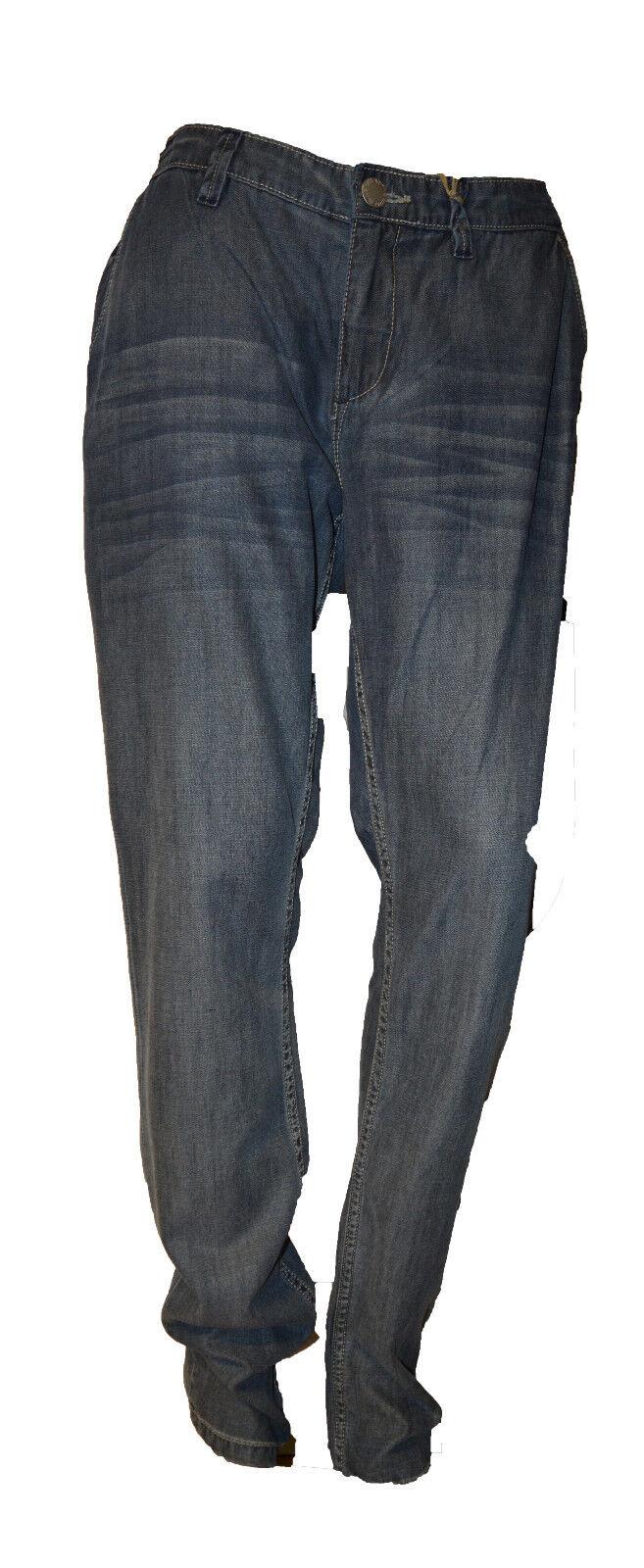Billabong Jeans für Frauen China Deco Denim bleached Gr. 29 NEU