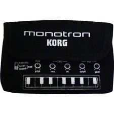 Korg Monotroncase Protective Case for Monotron Synthesizers
