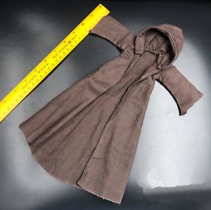 "1//6 Scale Soldier Accessories Clothes Cape Cloak Robes F 12/"" Action Figure"
