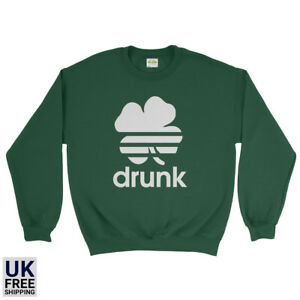 abb8e719a Irish St Patricks Day Funny Paddys Ireland Beer Funny Unisex Hoodie ...
