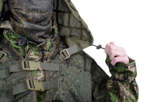 "Viper Hood EMR Digital Flora SPOSN SSO Disguise Sniper Coat /""Ghost/"" Prizrak"