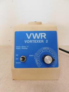 VWR-Scientific-Industries-Vortexer-2-Vortex-Mixer-G-560-No-Top-E