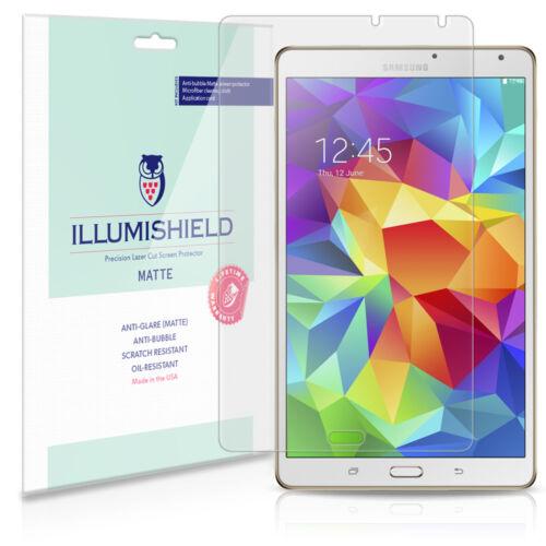 iLLumiShield Anti-Glare Screen Protector 2x for Samsung Galaxy Tab S 8.4 SM-T700
