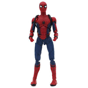 1pc-Spiderman-Series-Spider-Man-PVC-Action-Figure-Collectible-Model-Toy