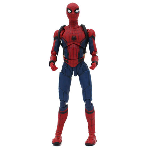 Best Gift for Kids COOL Spider Man Homecoming Spiderman PVC Action Figure Toy