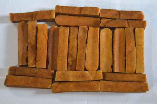1000 Gms   2 lb 3.27 OZ (15 pcs to 25 pcs) Himalayan Dog Chews Dog Food Treat