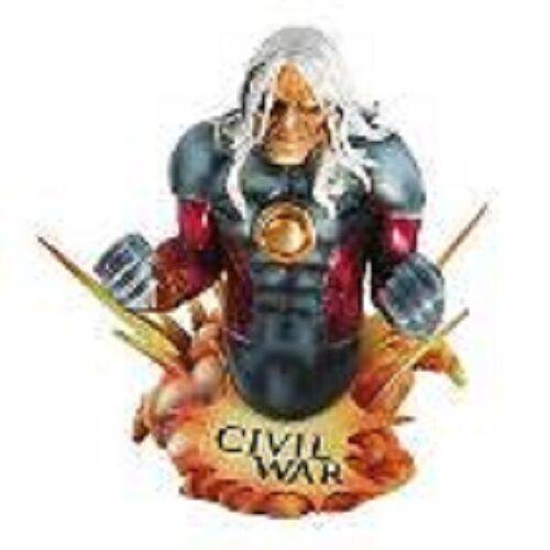 Marvel Universe Civil War Bust - Nitro