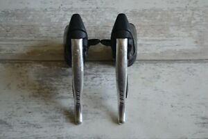Campagnolo-Mirage-Brake-amp-Shifter-Levers-Pair