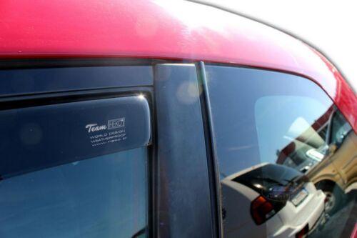 CHRYSLER VOYAGER GS 2Portes 1996-2000 Deflecteurs d/'air Déflecteurs de vent 2pcs
